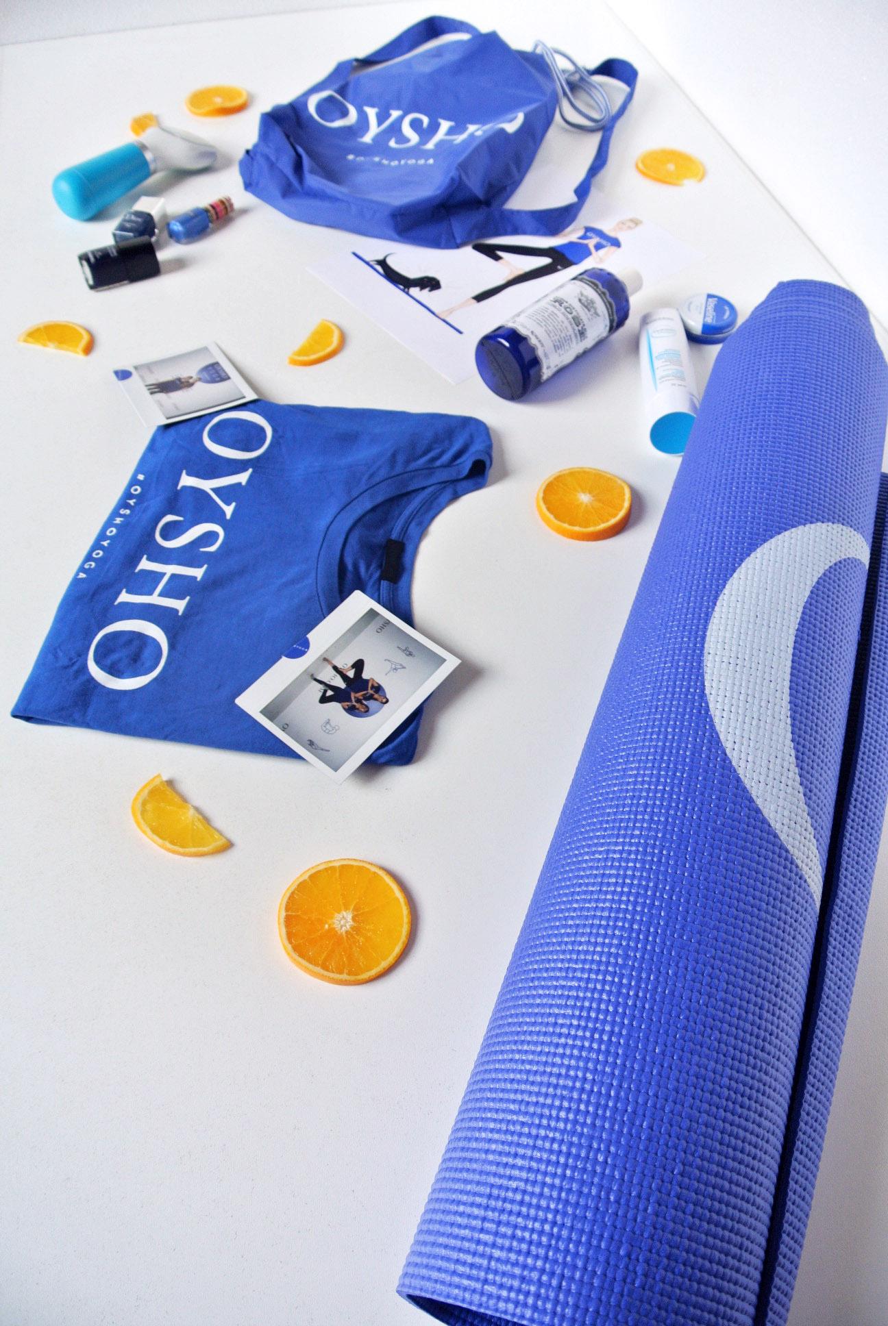 oysho yoga 2